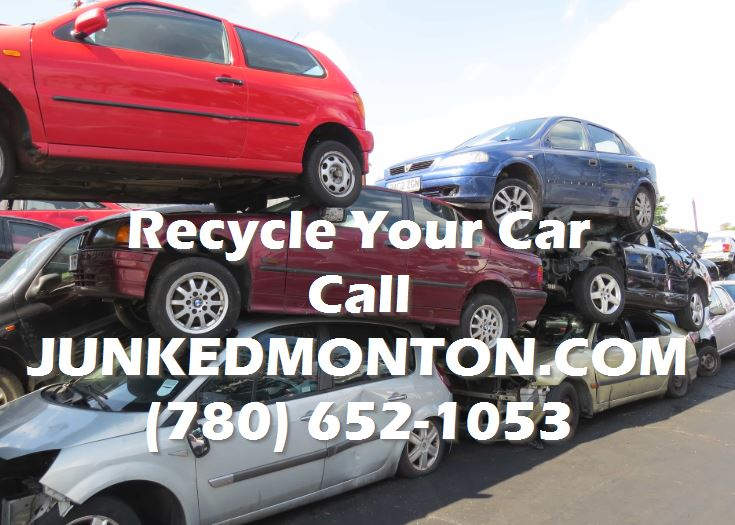 JunkEdmonton.Com recycle car ad